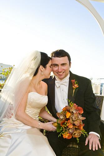 Bracker-Bergethon Wedding