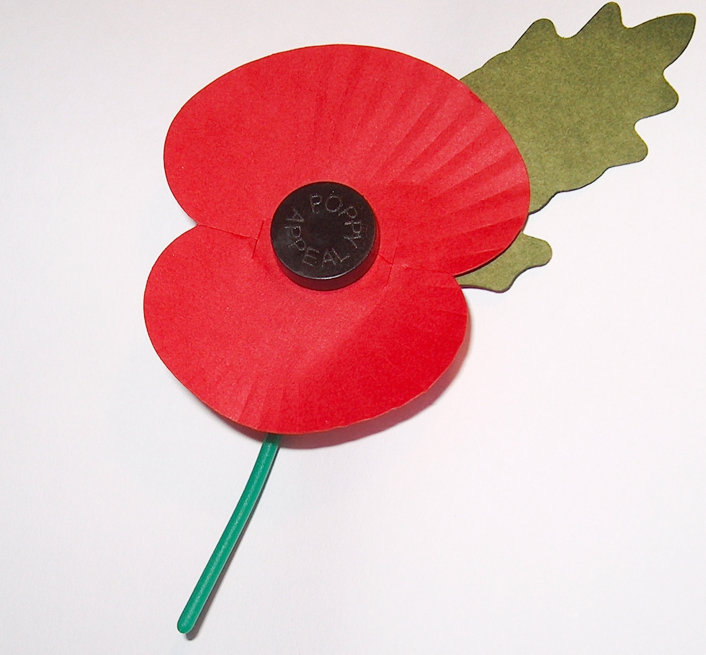 Memorial Day Wear Your Poppy Harvey Designs Event And