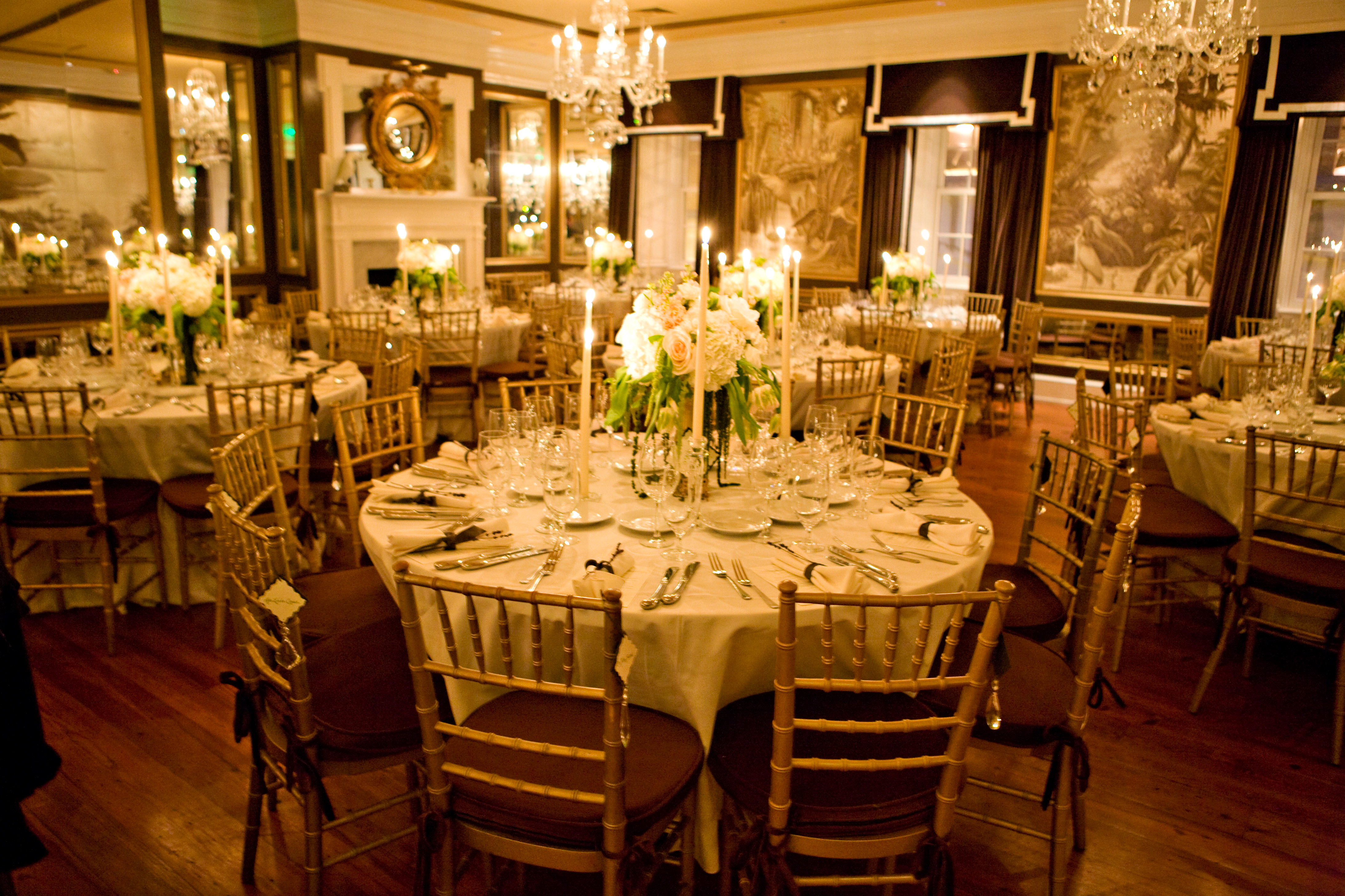 the olde pink house | harvey designs events