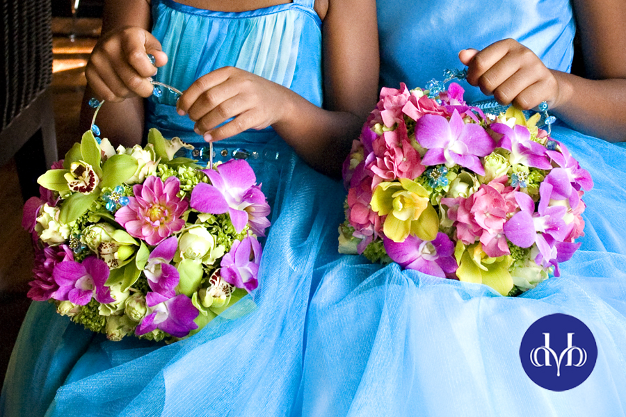 Alternative Flower Girl Basket Ideas : July harvey designs events page