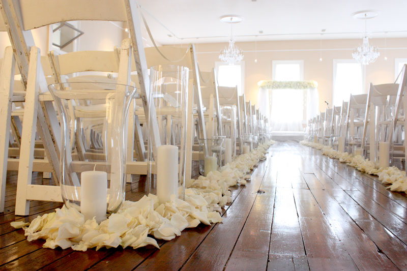 Weekend review ballroom on broughton and morris center wedding crisp and clean junglespirit Choice Image