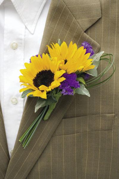 Sunflower Ring I Pick You