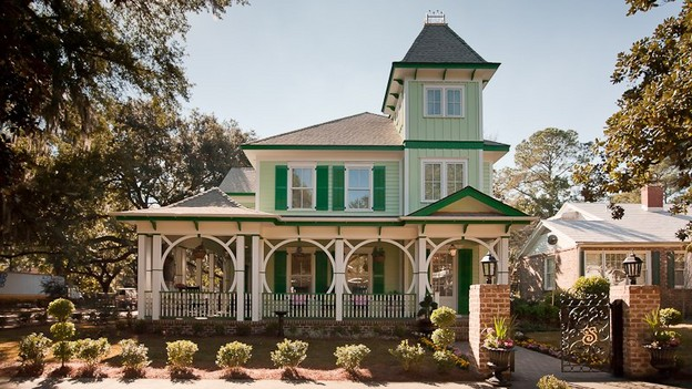 Harvey designs events perfectly designed events with for Extreme makeover home edition house plans