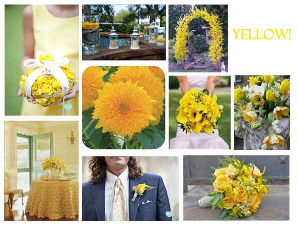Inspiration: Yellow!