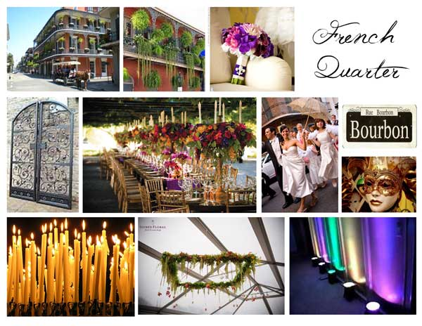 Inspiration: French Quarter