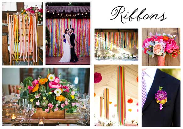 Inspiration Board: Ribbons