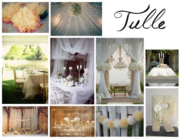 Trend: Tulle